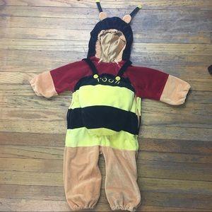 Disney Winnie The Pooh Honey Bee Costume 18 24 Mos